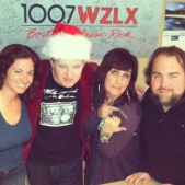 Parlour Bells at WZLX