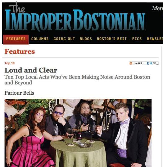 Ten Top Local Acts Who've Been Making Noise Around Boston and Beyond